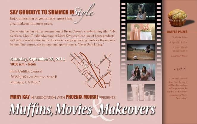 Muffins, Movies & Makeovers