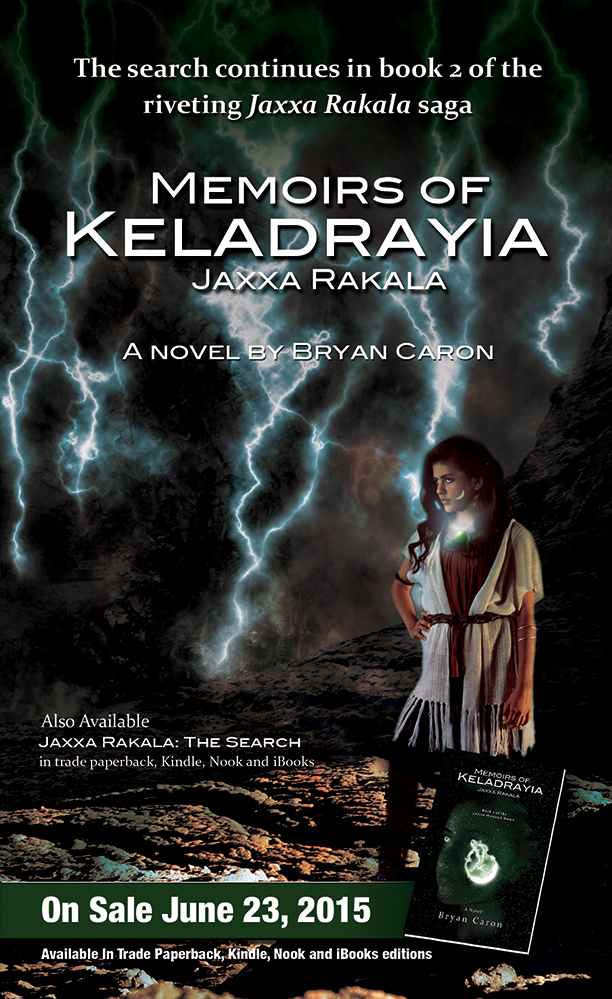 Pre-Order your Kindle for Memoirs of Keladrayia today! (Official Release Date: 6/23/15)