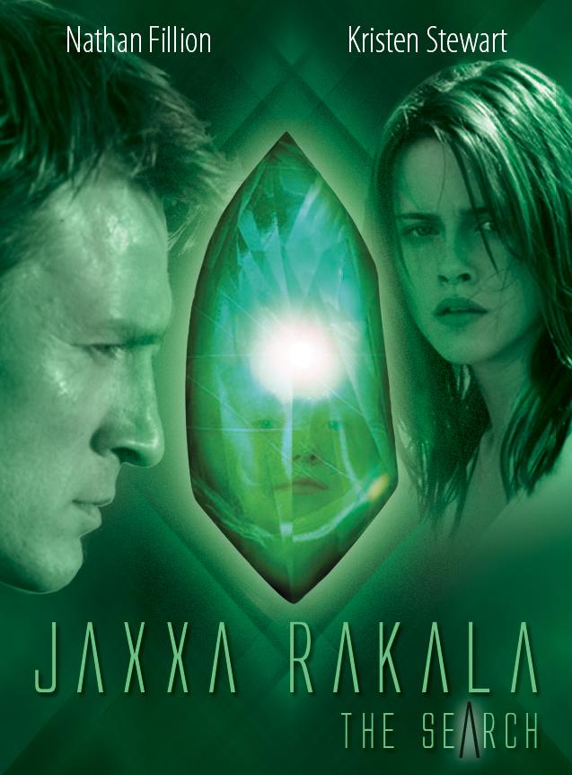 Original movie poster design idea for the fictionalized film adaptation for Jaxxa Rakala: The Search (2007)