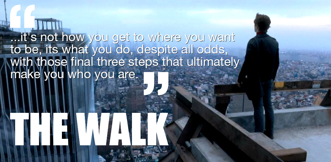 The Walk Quote