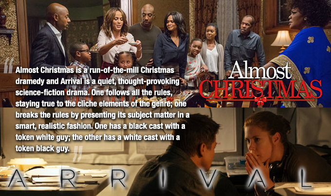 Almost Christmas Movie.Movie Mayhem Almost Christmas Arrival Chaos Breeds Chaos