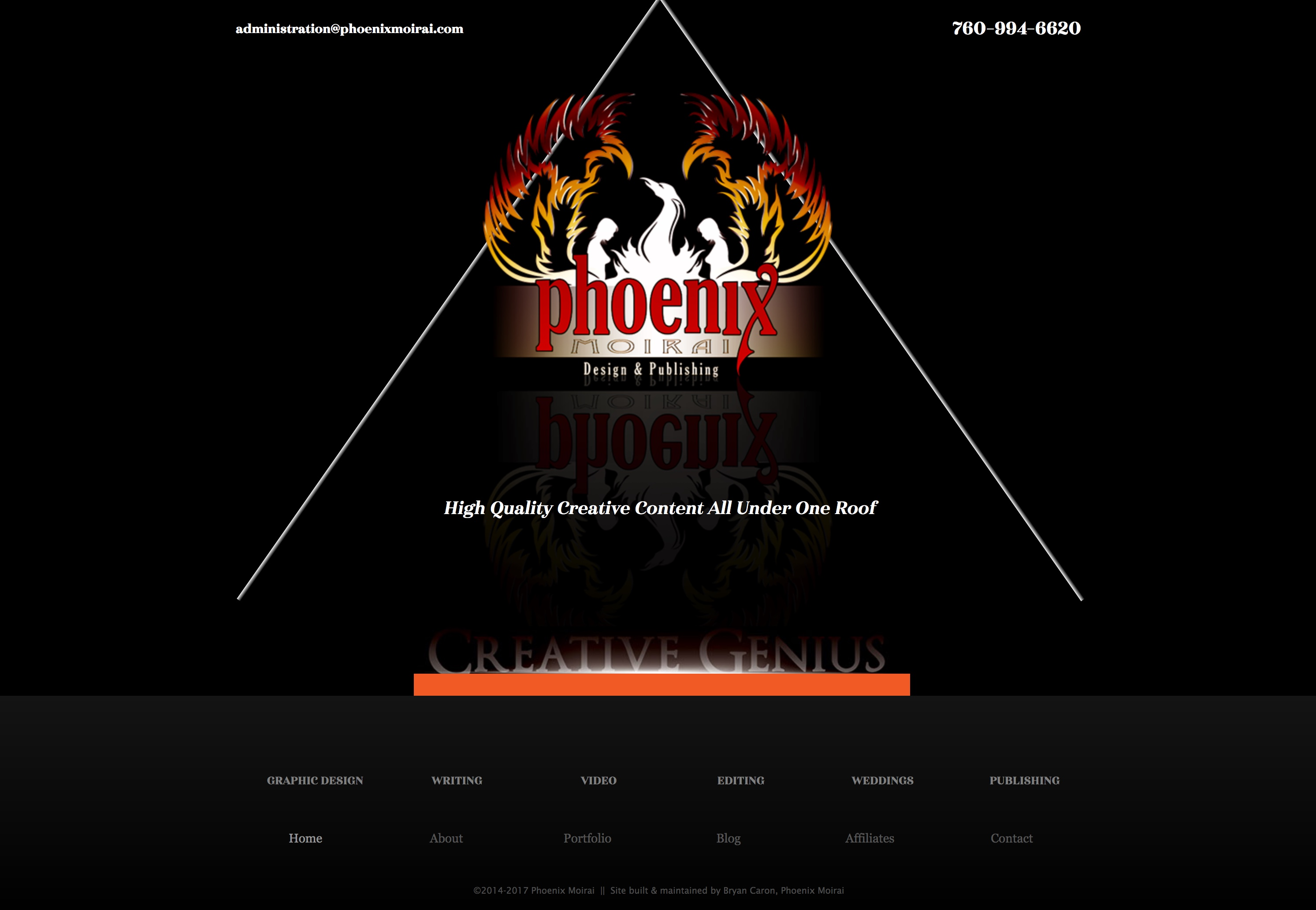 phoenix-moirai-website-screenshot-home-graphic-design-writing-videography-video-creative-genius-jpg