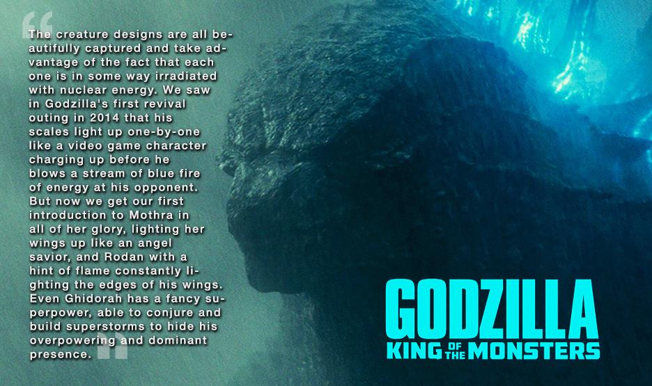 Movie Mayhem Godzilla King Of The Monsters Chaos Breeds Chaos